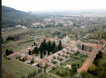 Calci Monestary