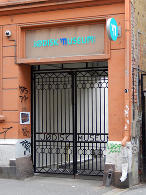 Entrance to Jewish Museum