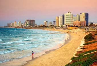 Gordon Beach Tel Aviv