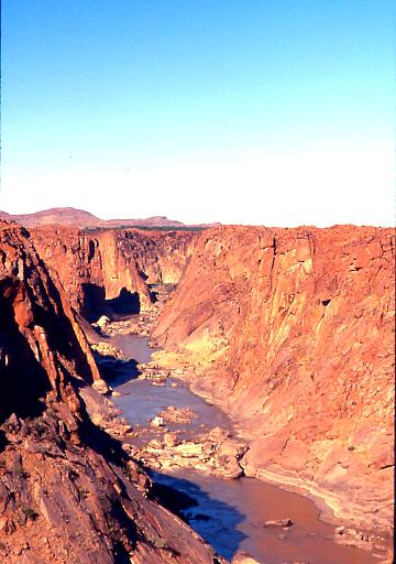 Orange River Canyon