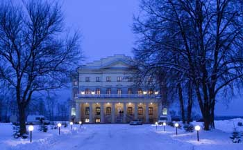 Palace in Winter