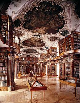 Library St Gallen