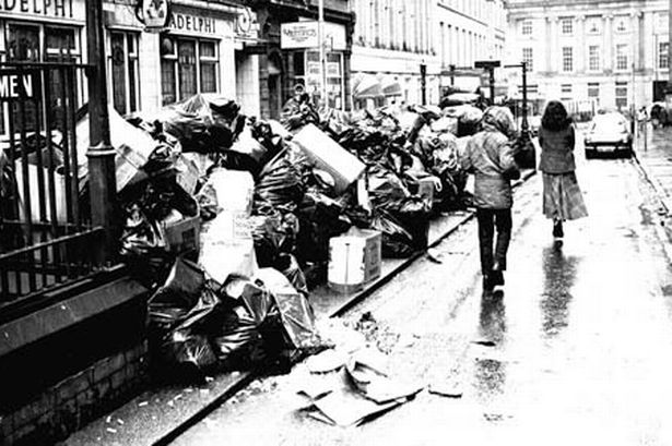 Newcastle Garbage strike 1979