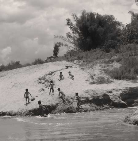 River Kids Laos